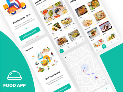 Food Delivery Service app development food app ui foodie app ui app design food uber clone ubereats food delivery application food delivery service food delivery app food delivery food app design food illustration food and drink food app