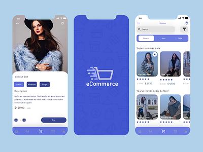 eCommerce Mobile App ecommerce app ecommerce website development design art ecommerce ecommerce design designer ui kit ui design mobile app design app design app ui ui  ux design uidesign ui design uiux ui ux