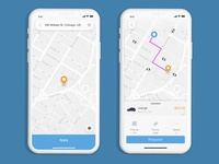 Uber App Clone Solutions
