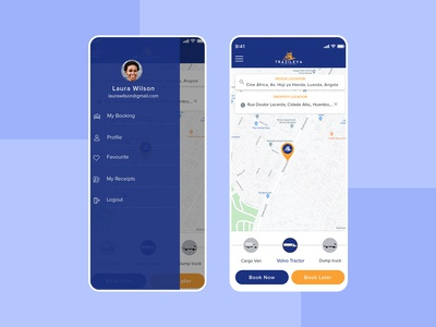 Uber For Trucks Clone Solution