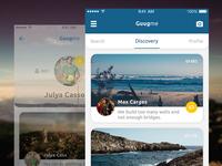 Social Journey App