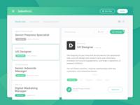 JobsMobi Career UI