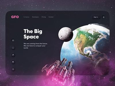 GFO Neumorphism Ui web design ui design neumorphism skeumorphic clean creative design interface ui ux