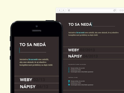 Simple dark design webdesign minimalistic responsive simple web dark