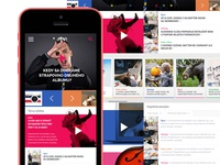 TV portal for youngsters [Responsive]