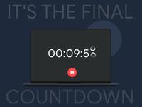 Dailyui Day014 Countdown