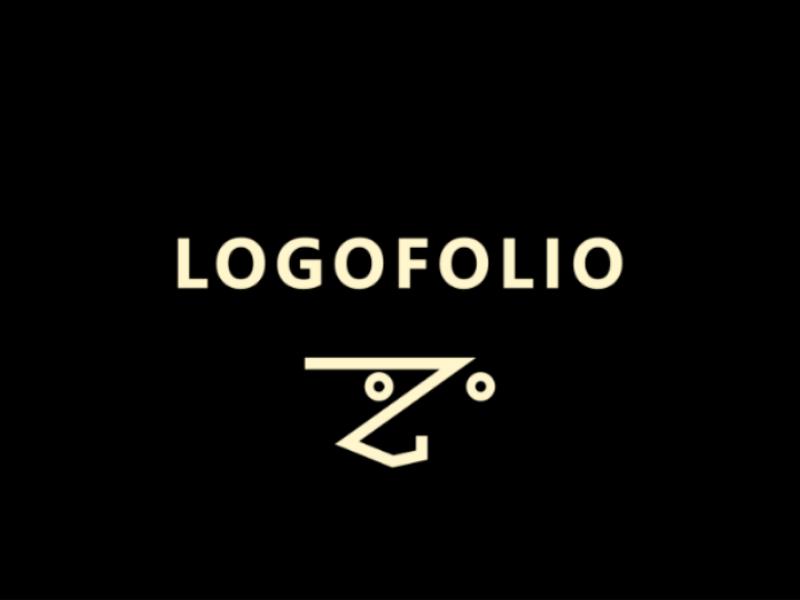 Check the Description! graphic design creative black brand identity logofolio logo