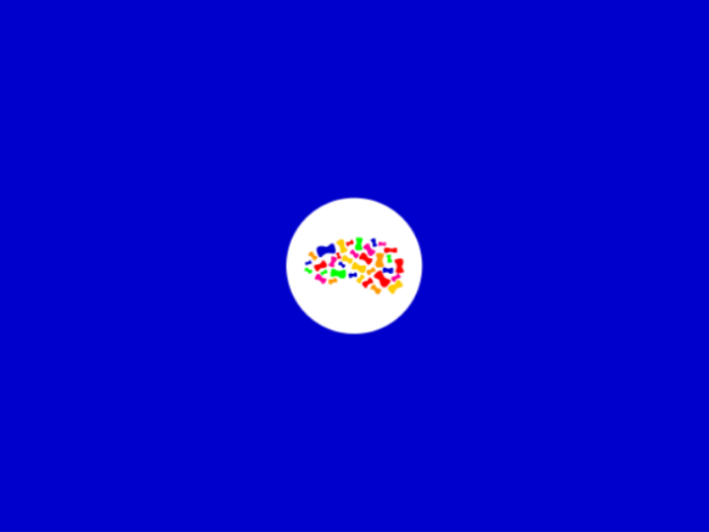 Logofolio - Early Days 02 colorful sign branding brain event medical creative graphic design logofolio logos