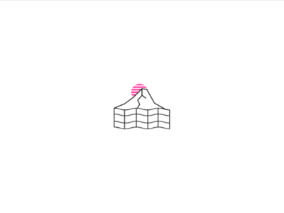 LandoSea - Lofi Music Producer aesthetic music portfolio new logos logofolio graphic design creative branding behance