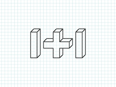 One Plus One logo