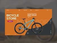 Bicycle Store Web Design