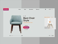 Web Chair Store