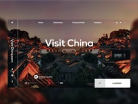 Visit China Web Design