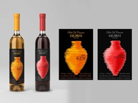 Wine labels for GIUAANI
