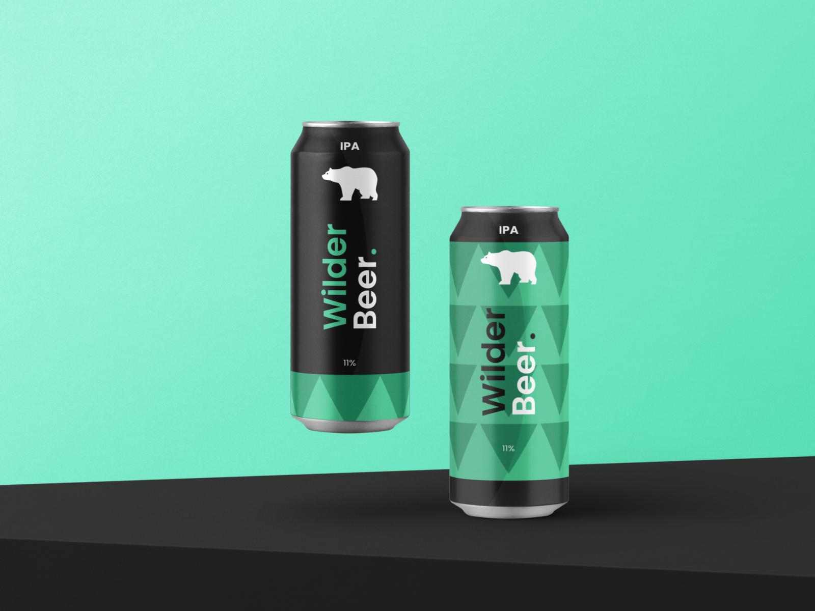 Wilder Beer, a beer concept 🍺