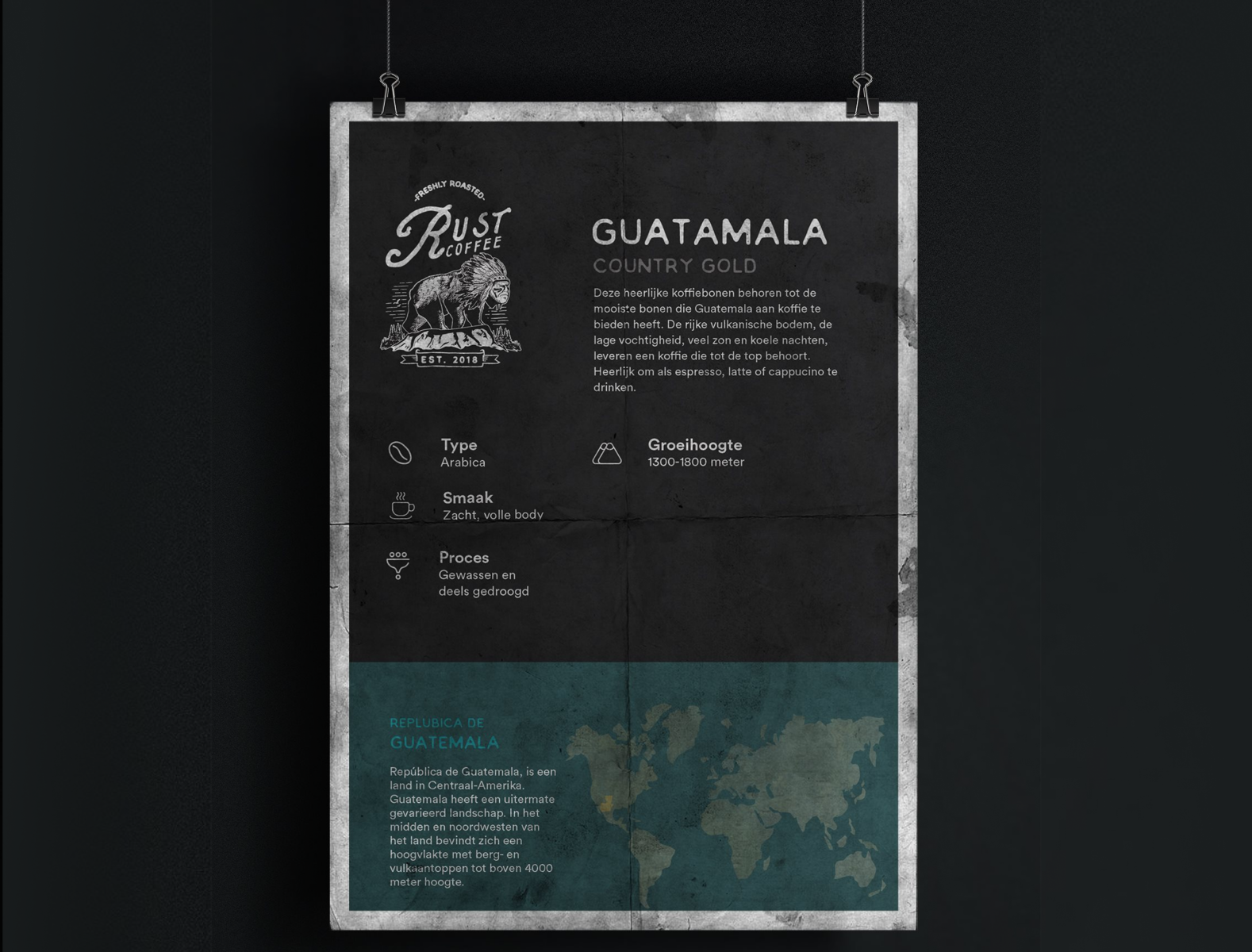 Guatamala Country Gold Coffee
