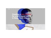 Struktur - Creative Agency Theme agency wordpress branding showcase graphic creative portfolio website hello dribbble modern design ux minimal ui
