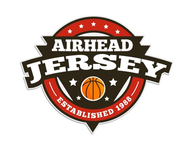 Logo Design for Airhead Jersey