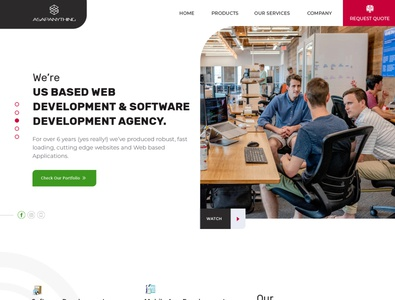 Web Development Company Website Design