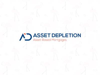 Asset Depletion Logo Design