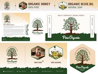 Banners and Labels design