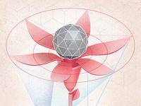 Geo Flower