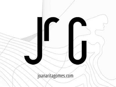 jr g | Logo Design logo branding graphic design design website header architecture personal website portfolio