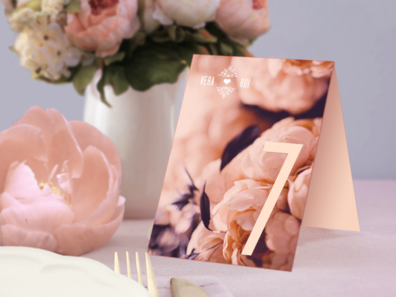V&R | Wedding Design wedding design graphic design wedding invitation menu table marker icon brand