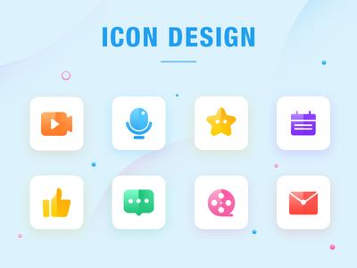 Split icon icon type app ui design