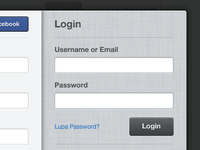 Signup & Login II