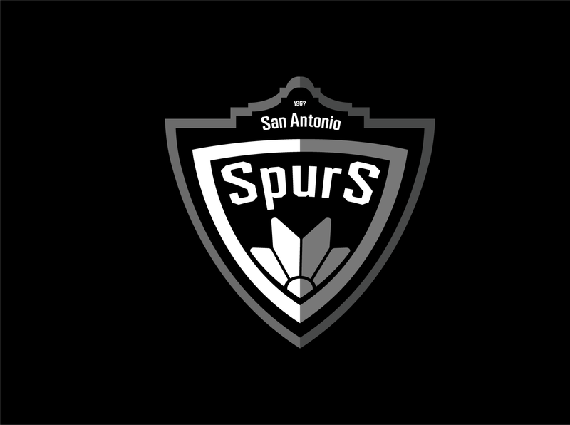 Spurs logo redesign logo redesign redesign logotype emblem sports logo logo