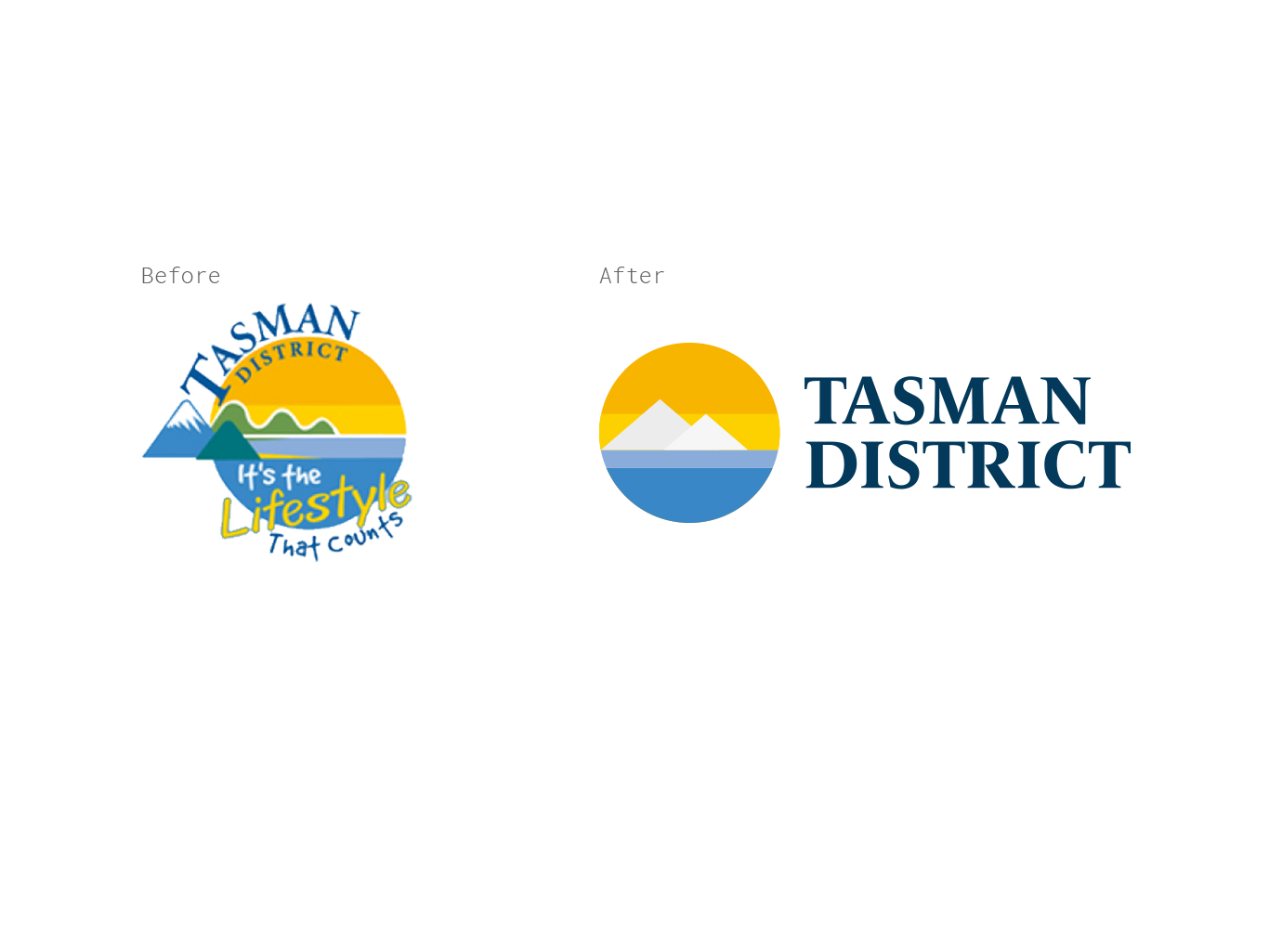 Tasmas district dribbble