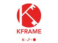 Kframe Logo Design