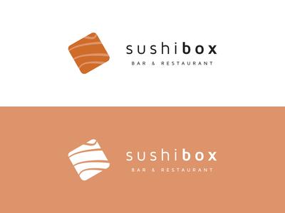 Sushi Box Logo