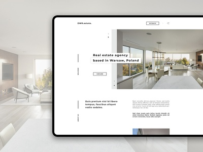 DWR.estate - Real estate agency