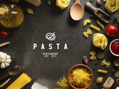 Pasta Resturant Logo pasta logo design resturant symbol design branding logo