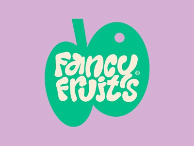 Fancy Fruits fashionillustration surfacedesign characters girly food organic fancy fruits groovy design women in illustration illustration branding