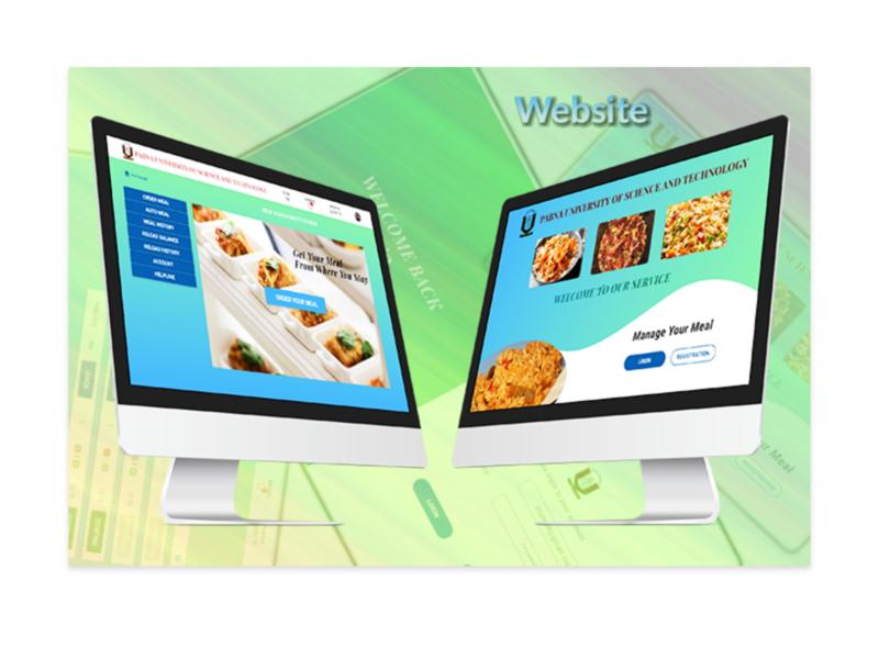 Webpage website mockup website design webdesign web xd ui ux design