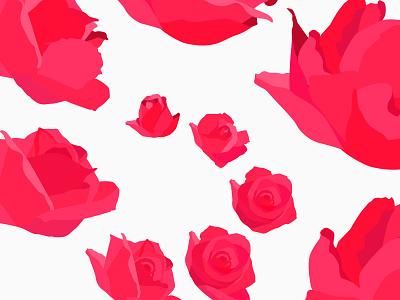 Flowers photoshop fireworks logo ux typography illustrator branding illustration