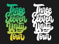 Three Eleven Unity Tour