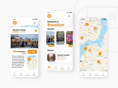 Hoop Maps App