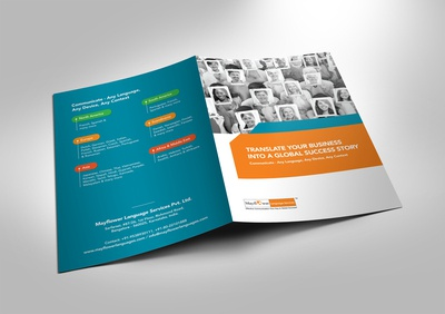 Mayflower Language Services Brochure