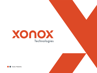 Xonox Logo Design