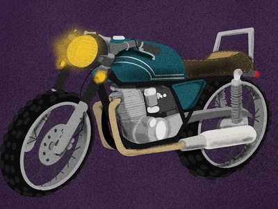 Motorcycle Resto Mod