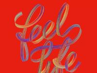 Feel life  fixed dribble