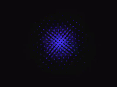 Mystery Particle Sphere particle blues purple ae neat flexible effect movie sphere circle web app ui design animation motion
