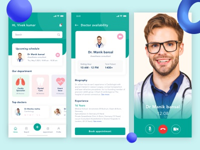 Medical app concept grpahics sketch design doctors medical uxdesign uidesign uiux medical app