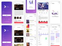Movie Booking App Concept