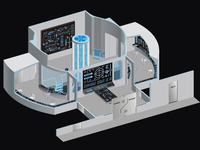 Engineering of USS Steria