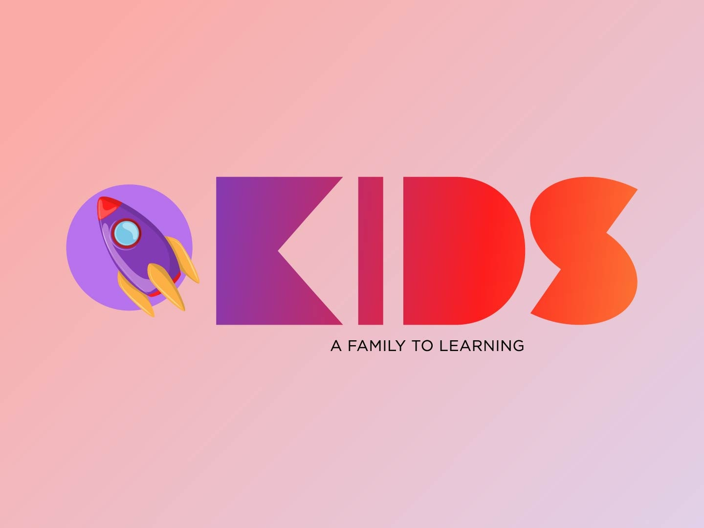 Kids professional logo mark logo designer logos logo design logodesign concept rgb graphics icon graphic design graphicdesign graphic illustrator vector branding logo design